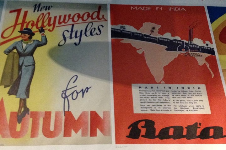 Bata pre war posters
