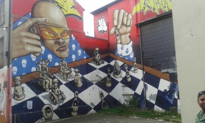 Brighton street art 2