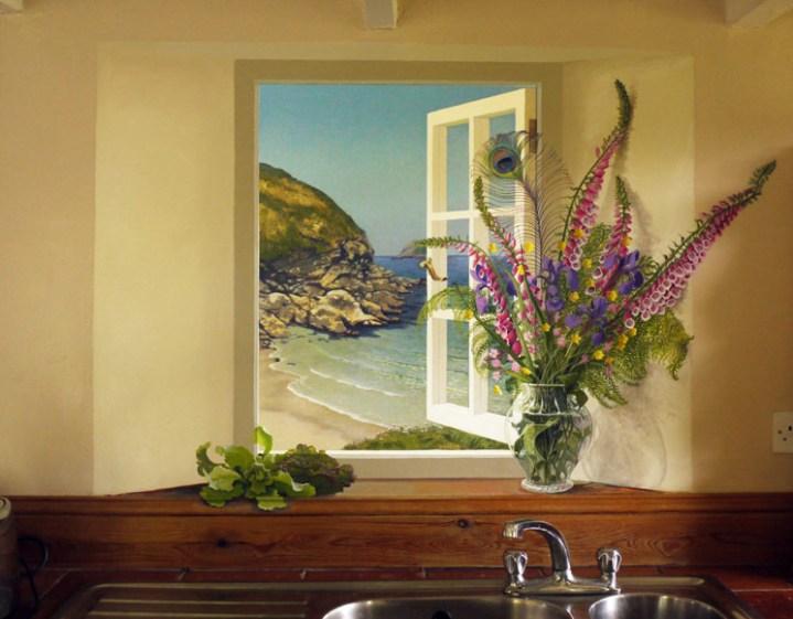 Cornish-Window