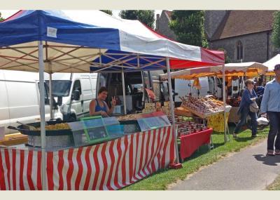 French Market in UK