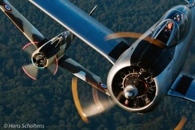Duxford aircraft