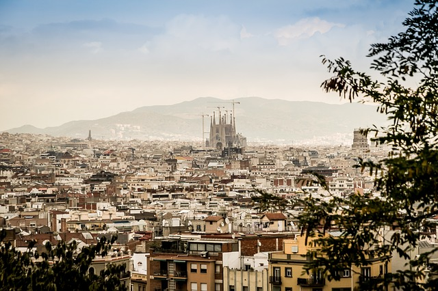 Barcelona panorama-427997_640