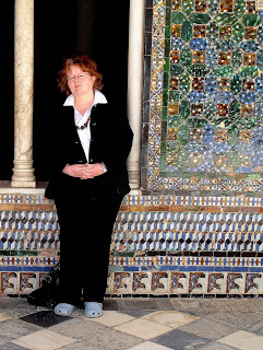 Bridget in Seville