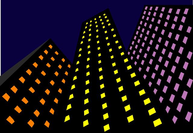 skyscrapers-48858_640