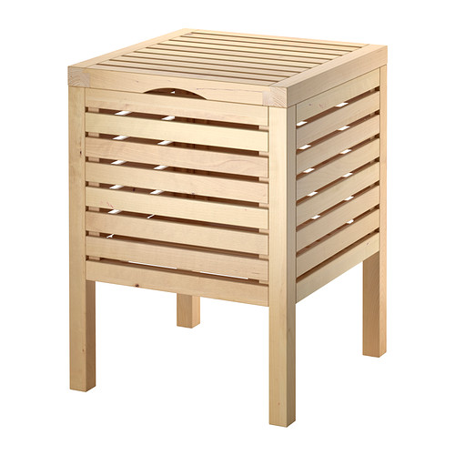 ikea storage stool