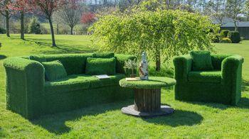 artificial-grass-garden-sofa