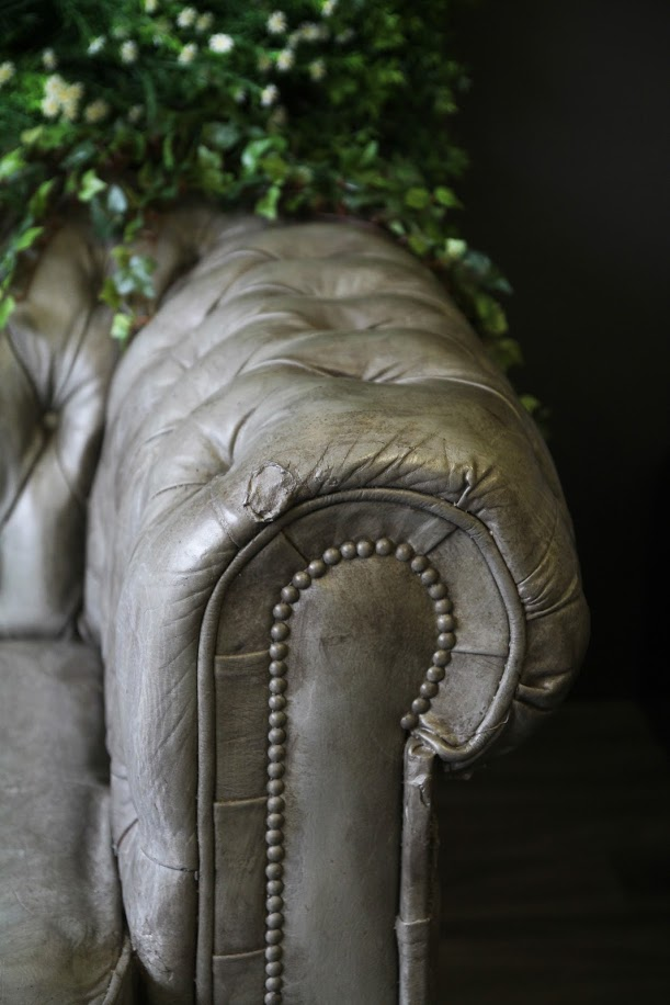 concrete chesterfield arm