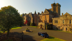 Win a taste of luxury in a Scottish castle