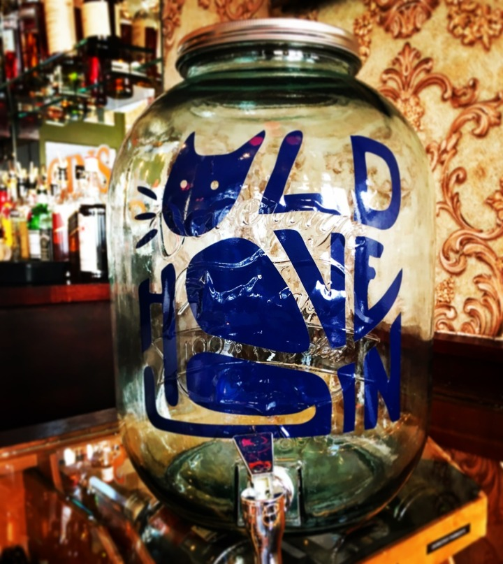 Old Hove gin