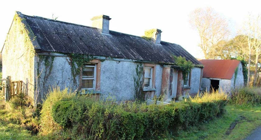 An Irish House-Shaped Dream – with a small price tag